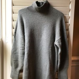 H & M Wool Blend Oversized Sweater
